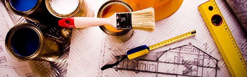 Home Equity Renovations and Construction Financing
